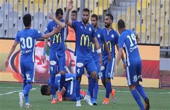 سموحة يتعادل مع إنبي سلبيا في الدوري المصري