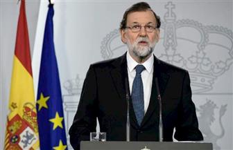 """رئيس وزراء إسبانيا: التدخل في كتالونيا هو """"الرد الوحيد الممكن"""""""
