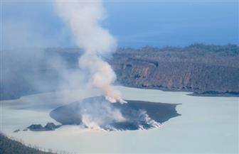 أسطول بحري لإجلاء 11 ألف شخص بسبب ثوران بركان في جزر فانواتو بالمحيط الهادي