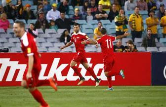 ملحق المونديال.. تعادل إيجابي 1 – 1 بين سوريا وأستراليا في الشوط الأول