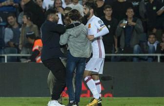 نجاة مهاجم ريال مدريد ومنتخب إسبانيا من محاولة طعن في إسرائيل