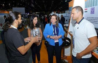 """""""إيتيدا"""" تتفقد رواد الأعمال ومؤسسي الشركات المصرية الناشئة المشاركة في فعاليات """"جيتكس"""""""
