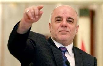 حيدر العبادي يجتمع مع رئيس حكومة كردستان العراق في بغداد