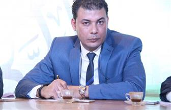 """رسالة تضامن من """"بيت الحكمة"""" إلى السفارة الصينية بالقاهرة بسبب كورونا"""