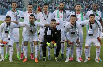 احتفاء فلسطيني بتقدم منتخب فلسطين لكرة القدم على منتخب إسرائيل في تصنيف الفيفا
