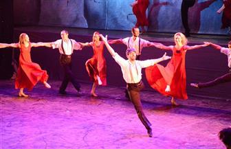 """في حفل عيد ميلاد الأوبرا.. هاني حسن يبهر الحضور في رقصة باليه """"زوربا"""""""