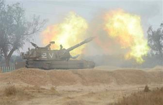 الاحتلال الإسرائيلي يقصف مناطق وسط غزة بثلاث قذائف مدفعية