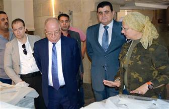 النمنم يوجه بجمع مكتبة علي مبارك لعرضها بدار الكتب بباب الخلق   صور