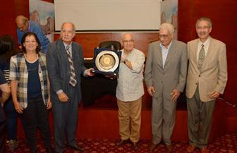 تكريم مصور الملك فاروق بمهرجان الإسكندرية السينمائي