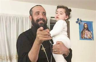 4 أيام حبس للمتهم بقتل القمص سمعان شحاتة