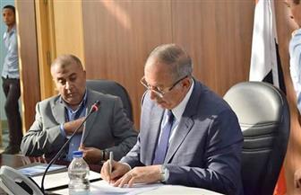 البحر الأحمر توقع بروتوكول تعاون لاستكمال مشروع القضاء على العشوائيات | صور