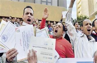 إخلاء سبيل 35 من حملة الماجستير والدكتوراه في اتهامهم بالتظاهر دون تراخيص