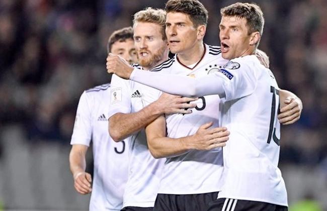 بعد صعوده لمونديال روسيا.. مشكلات تبحث عن حل فى منتخب  الماكينات الألمانية  -