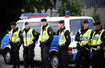 الشرطة تعتقل 4 رجال بعد انفجار غرب السويد