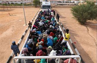 """مسئول: المهاجرون الذين نزحوا جراء اشتباكات ليبيا يعانون أوضاعا """"كارثية"""""""