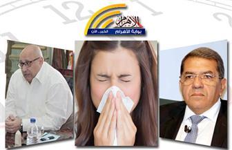 """تفاصيل قرض صندوق النقد.. حوار رئيس جامعة عين شمس.. عائلة """"الستة أصابع"""" بنشرة التاسعة"""
