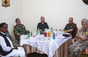 حفتر: المنطقة الغربية تكاد تكون جميعها تحررت من سيطرة المجموعة الظالمة