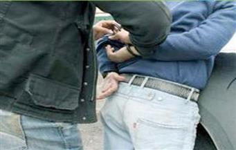 القبض على عاطل لسرقته المواطنين بالإكراه في المطرية