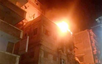 انفجار أسطوانة بوتاجاز داخل شقة سكنية بطنطا وإصابة سيدة