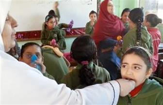 اليوم.. تنفيذ حملة تطعيم للوقاية من الأمراض المعدية بمدارس شمال سيناء|صور