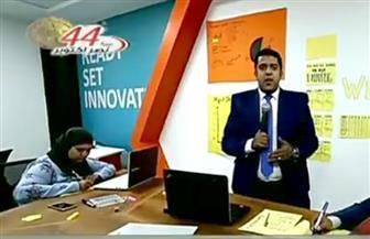 """الرئيس السيسي يستمع لشرح خريجى رواد تكنولوجيا المستقبل عبر """"الفيديو كونفرانس"""" من مختلف المحافظات"""