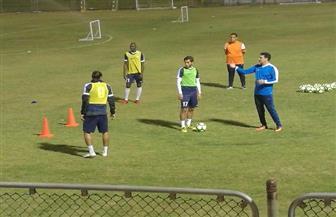 إيهاب جلال يقود أول تدريب لإنبي استعدادًا للمقاصة | صور
