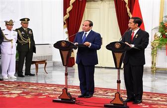 سفير مصر بجاكرتا: الرئيس الإندونيسي يزور القاهرة قريبًا.. وهناك تقدير كبير للرئيس السيسي