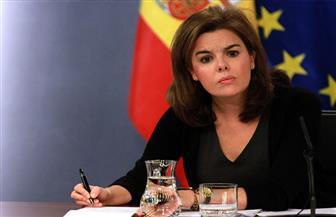 نائبة رئيس الوزراء الإسباني: لابد من تراجع كتالونيا عن خطط الاستقلال بحلول يوم الخميس