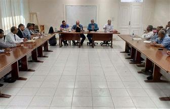 هيئة البريد تنظم اجتماعًا حول منظومة ميكنة مكاتبها حسابيًا لمحافظات الصعيد | صور