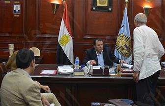 محافظ الأقصر يستقبل وفد اليونسكو لمناقشة بدء العمل بمشروع إعادة تأهيل قرية حسن فتحي