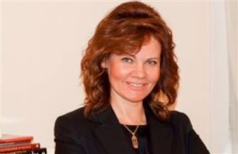 سفيرة لاتفيا بالقاهرة تناقش مع وكالات سفر مصرية خطط بدء تسيير رحلات