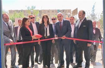 وزير التجارة  يفتتح أول مجمع لخدمات المصدرين بمدينة السادس من أكتوبر | صور