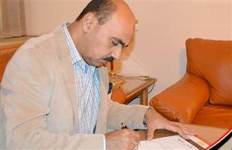 """رئيس جامعة الفيوم يوقع على استمارة """"علشان تبنيها"""" لدعم الرئيس السيسي"""