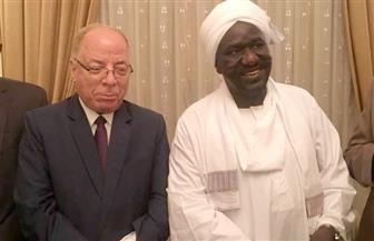 النمنم: التعاون الثقافي بين مصر والسودان انعكاس للإرادة السياسية للرئيسين السيسي والبشير