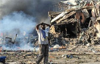 الآلاف يتظاهرون بالصومال بسبب تفجير مقديشيو