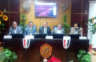 """رئيس جامعة سوهاج يشهد ندوة ٌ """"فرصة أفضل للمهندسين"""""""