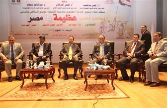 """حمدي الكنيسي في ندوة بـ""""عين شمس"""": انتصار أكتوبر بلغ حد الإعجاز  صور"""