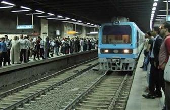 انقطاع الكهرباء عن مترو الأنفاق وتوقف الحركة بالخط الأول حلوان / المرج