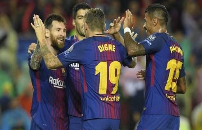 انتصارات برشلونة وفالينسيا وشكوى الريال من الحكام تتصدر اهتمامات صحف إسبانيا -