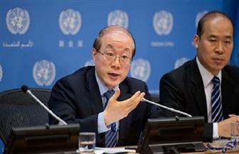 الصين تشيد بجهود مصر للمصالحة بين فتح وحماس.. وتدعو لمزيد من الجهود لتسوية القضية الفلسطينية