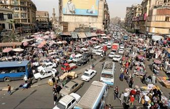 مصر تحتل رقم 15 عالميًا في عدد السكان