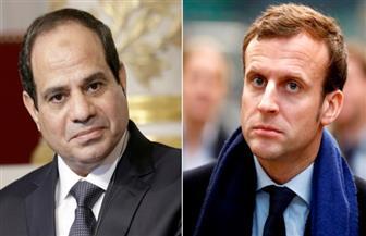 الرئاسة الفرنسية: ماكرون يستقبل الرئيس السيسي في 24 أكتوبر