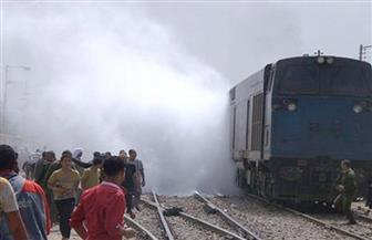 مصرع شاب أسفل عجلات قطار وسط كفرالشيخ