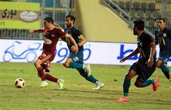 إنبى يهزم المقاصة 2-1 فى أولى مباريات إيهاب جلال