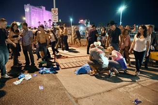 """مقتل 20 شخصًا على الأقل وإصابة أكثر من 100 في إطلاق النار بـ""""لاس فيجاس"""""""