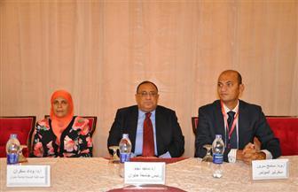 رئيس جامعة حلوان: صناعة الدواء المصري مهمة قومية | صور