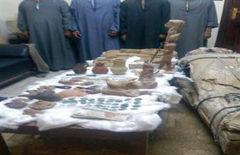 حبس خمسة متهمين بالاتجار في الآثار بالسلام