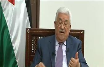 الرئيس الفلسطيني: أسعى لتمكين حكومة الوفاق.. ولم أحسم موقفي من الترشح للرئاسة