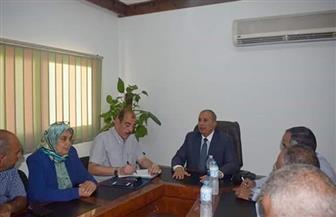 """مساعد وزير الصحة: القضاء على يرقات البعوض لمواجهة حمى """"الضنك"""" بالقصير   صور"""