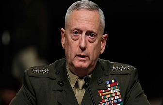 ماتيس: سنواصل المسار الدبلوماسي لحل الأزمة مع كوريا الشمالية